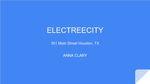 Electreecity