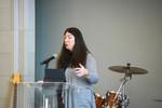 Natasha Walker Speaks in Chapel 1 by Belmont University and Sam Simpkins
