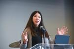 Natasha Walker Speaks in Chapel 7 by Belmont University and Sam Simpkins