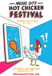 2019 Music City Hot Chicken Festival