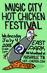 2018 Music City Hot Chicken Festival