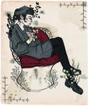 Illustrated Portrait: Adia Victoria