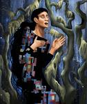 Illustrated Portrait of Adia Victoria