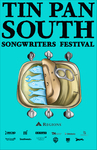Tin Pan South Songwriting Festival poster