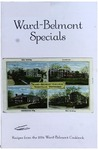 Ward-Belmont Specials by Belmont University