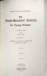 Catalog of Ward-Belmont, 1935
