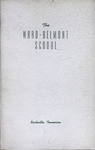 Catalog of Ward-Belmont, 1942