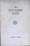 Catalog of Ward-Belmont, 1945 by Ward-Belmont College (Nashville, Tenn.)