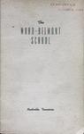 Catalog of Ward-Belmont, 1943 by Ward-Belmont College (Nashville, Tenn.)