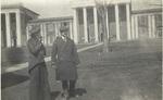 Campus Stroll (circa 1914)