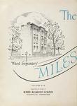 Milestones 1944 by Ward-Belmont College (Nashville, Tenn.)